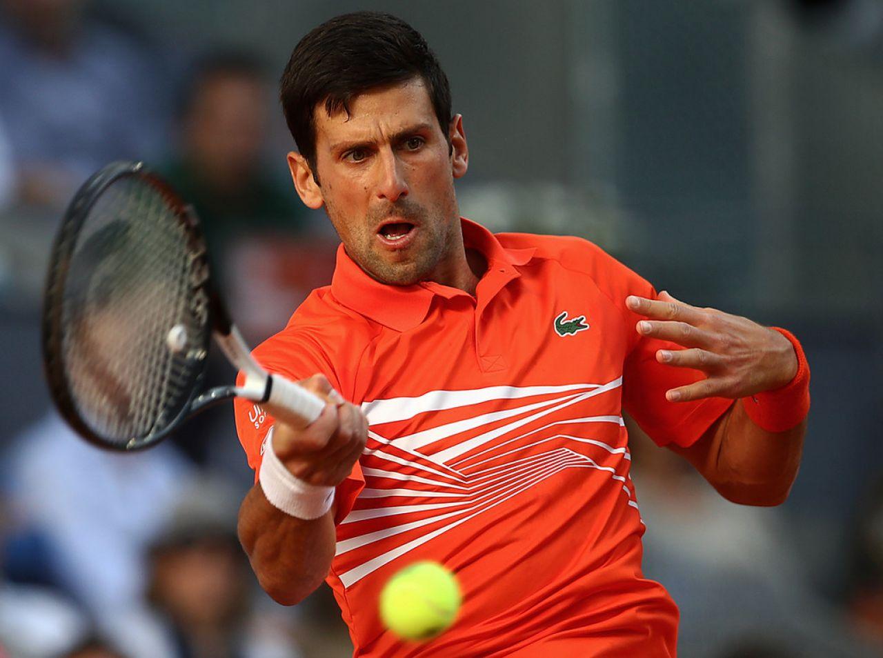 Djokovic: Rafa ha sido el gran rival de mi carrera, le respeto mucho