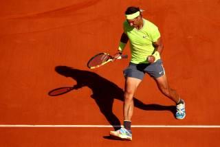 Highlights Nadal vs Federer, semifinales de Roland Garros 2019