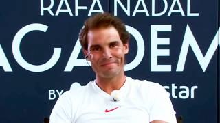 Nadal será tercero en Wimbledon: No me parece bien pero lucharé para vencer a cualquier rival