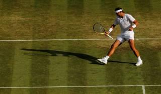 Match Point y así celebró Nadal el pase a su 7º semifinal en Wimbledon