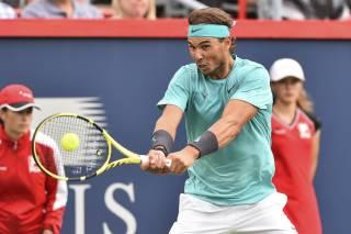 Nadal - Fognini, resumen y resumen en cuartos de Montreal 2019