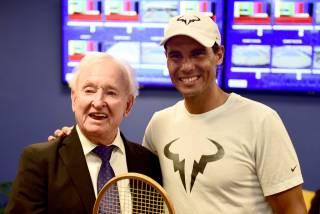 Nadal sobre superar a Federer: Yo compito por mi historia, sin mirar al resto
