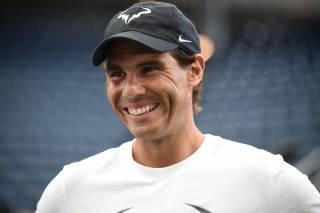 Rafa Nadal: Una pena no haber jugado nunca con Federer en el US Open
