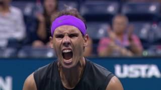 Nadal - Schwartzman, resumen y resultado del partido del US Open