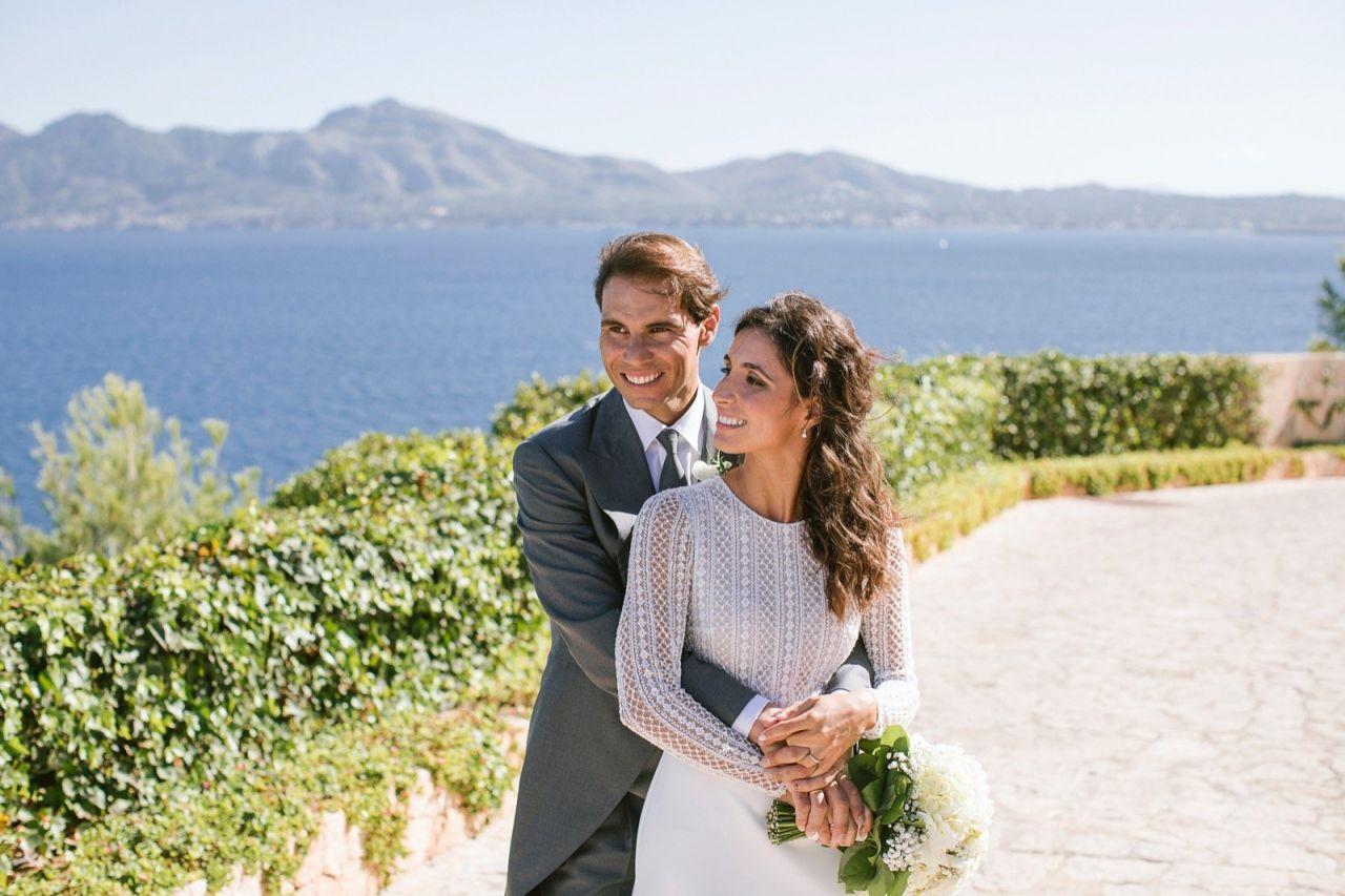Richard Mille sobre la boda: Nadal es mi familia y el ambiente fue muy familiar