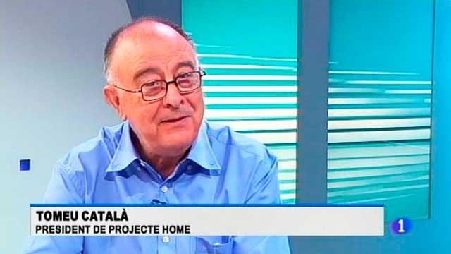 Tomeu Català, fundador de Projecte Home