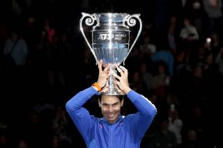 Revive los puntazos de Rafa Nadal en su fantástica temporada 2019