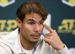 Rafael Nadal: No es una nueva lesión sino una fuerte sobrecarga