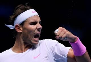Lo dice la ATP: estos son los ÉPICOS puntazos de Nadal en el Masters de Londres