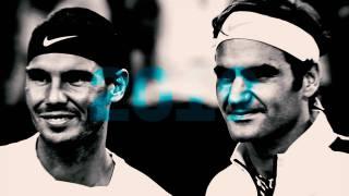 Nadal vs Federer, más que una rivalidad