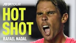 Los puntazos de Rafa Nadal en el ATP de Acapulco
