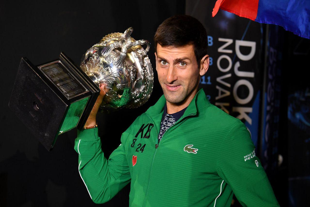 El padre de Djokovic: No es justo el odio a Novak... ya es el mejor de todos los tiempos