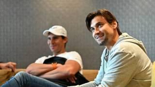 Ferrer: La mente de Nadal es diferente a la de cualquier otro deportista en el mundo