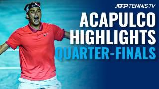 Highlights Nadal vs Kwon, cuartos de final ATP Acapulco 2020