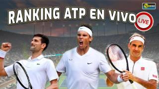 El Ranking ATP y la Lucha por el Nro. 1 están al rojo vivo