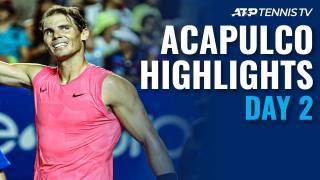 Resumen Nadal vs Andújar del ATP 500 Apaculco 2020