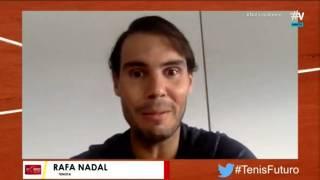 Rafa Nadal, pesimista con una reanudación del tenis a puerta cerrada