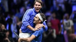 Rafa Nadal: Volveremos a estar juntos y esa será nuestra mejor victoria