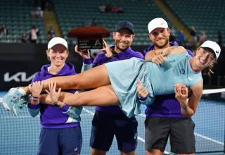Iga Swiatek, campeona de Roland Garros, se inspiró en Rafa Nadal